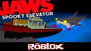(JAWS) Spooky Elevator By MrNotSoHERO [Roblox]