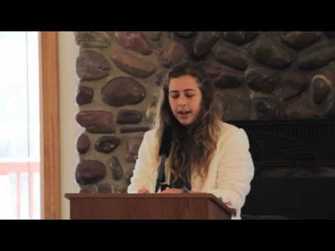 Boarding School Reviews - Student Testimonial Turning Winds Academic Institute - Valentina