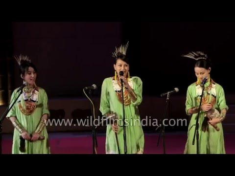 'As we go' by Tetseo Sisters in Imphal