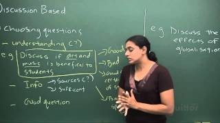 English Secondary 1/2 - Advance Level Composition Writing - Discussion Based Essay Demo Video