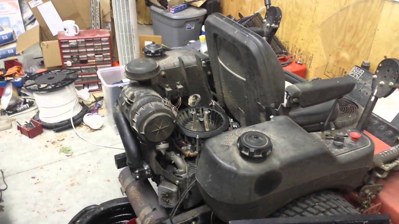 SOLVED: 23 hp Kawasaki FH680v engine losses power when - Fixya