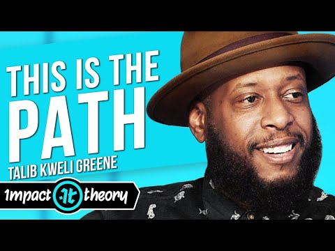The First Step Is Defining Who You Are | Talib Kweli Greene on Impact Theory