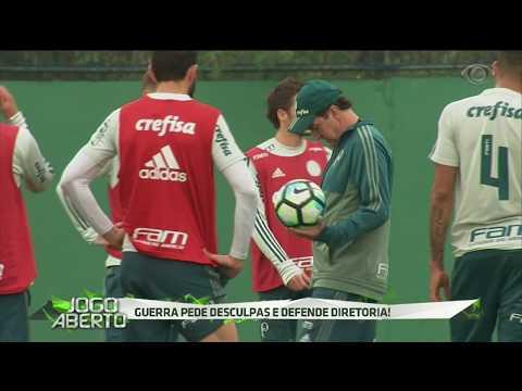 Guerra Defende A Diretoria Do Palmeiras