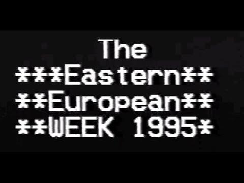 UWCAD - The Eastern European Week 1995
