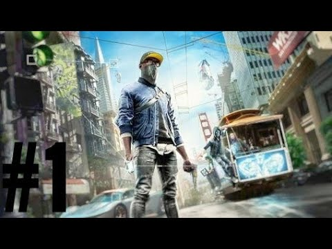 WATCHDOGS2 Playthrough1 |Hacking And Deleting Our Profile