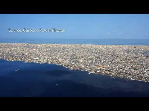 &39;Trash Islands&39; Off Central America Expose Ocean Pollution