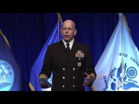 AFCEA USNI WEST 2016 Keynote Address: ADM Scott Swift