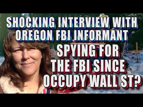 Inside The Mind Of An FBI Informant; Terri Linnell Admits Role As Gov't Snitch