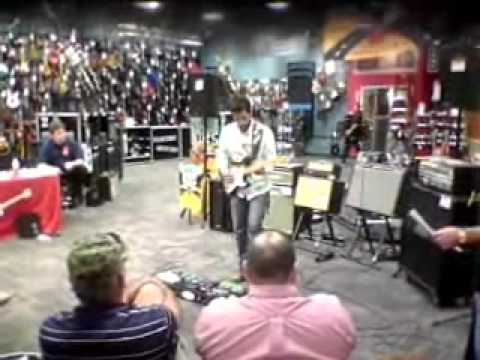 Danny Rodriguez guitar center july 14 2011 competition 000 0001