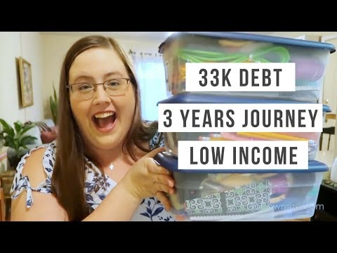 Sarah is Debt Free - Payed Off 33K of Student Loans in  3 Years | Budget Girl