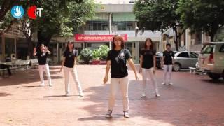 """Clip hướng dẫn Flashmob """"Bài ca sinh viên"""""""