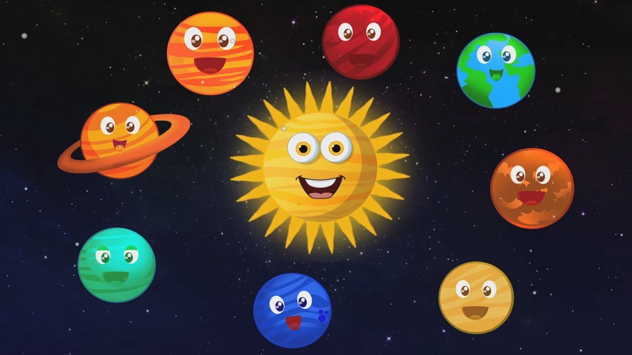 Baby Live Wallpaper Hd Planeten Lied Vorschulvideo Baby Songs Learn Solar