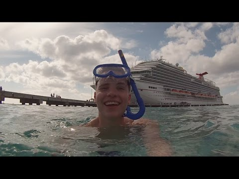 CARNIVAL VISTA CRUISE VLOGS 2016 Day 6 Grand Turk