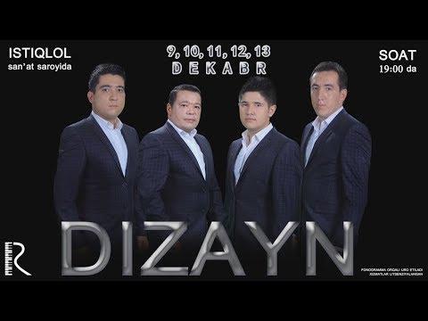 Dizayn Jamoasi (DIZAYN SHOU) - Bir Gap Bo'ladi Nomli Konsert Dasturi 2015