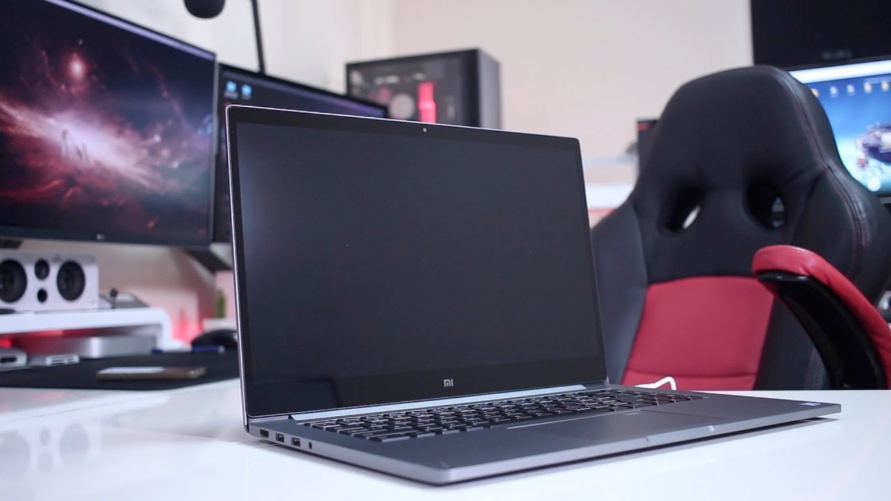 Xiaomi Notebook Pro With Any Country Keyboard Layout Youtube