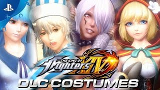 The King of Fighters XIV - DLC Costumes Trailer | PS4