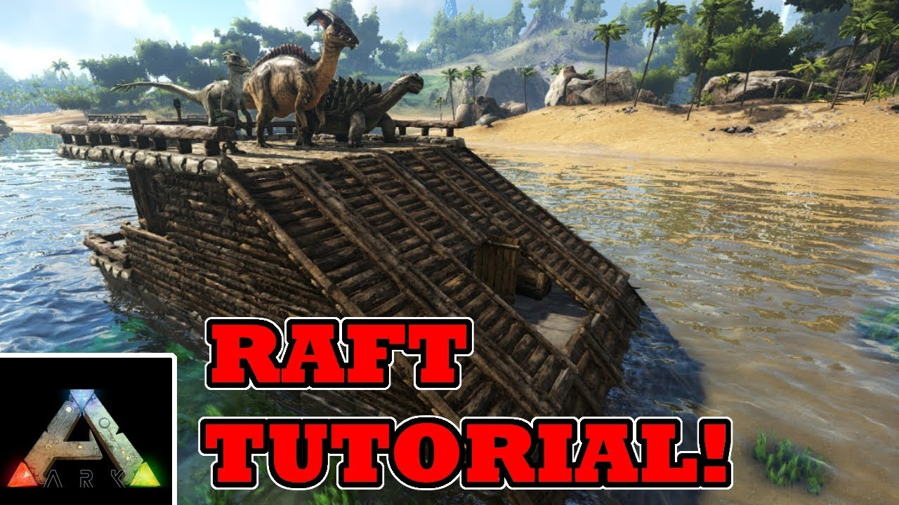 how to use raft ark