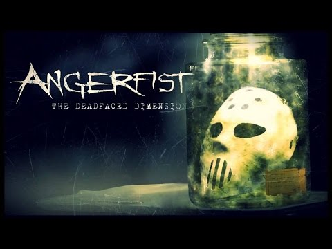 Angerfist - The Deadfaced Dimension FULL ALBUM