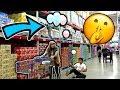 Sneaking Balloons onto People! (Ft. MoreJStu)
