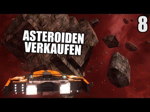 Avorion #8 Riesige Asteroiden verkaufen | Deutsch