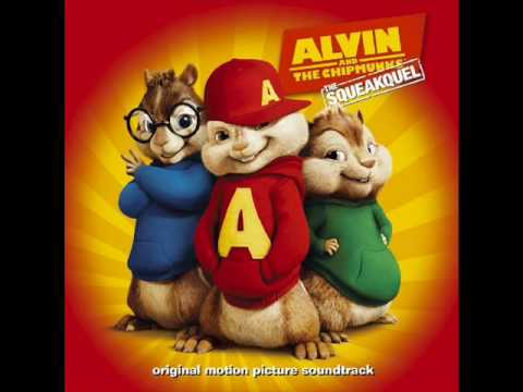 Alvin and the chipmunks shake your groove thing