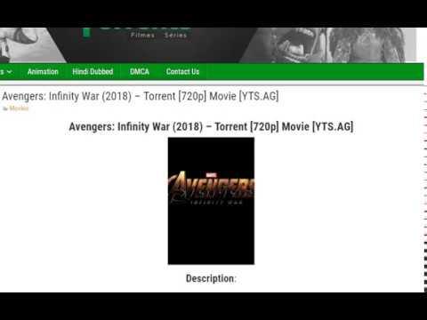 Download Avengers Infinity wars 2018-720p FREE!!