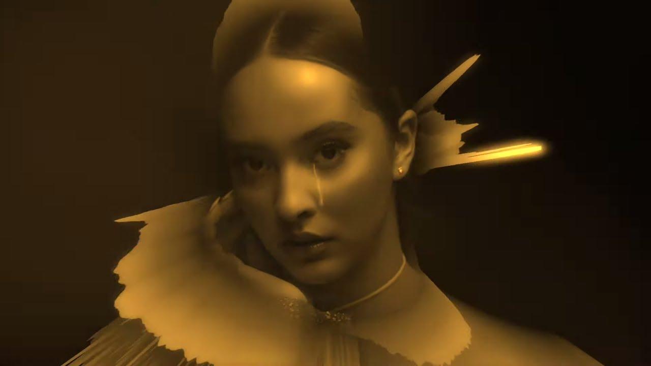 Faouzia - Tears of Gold (Goldhouse Remix) (Visualizer)