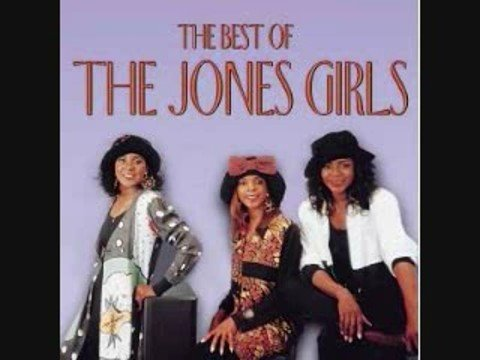 The Jones Girls - When I'm Gone