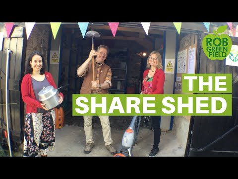 Share Shed: A Library of Things