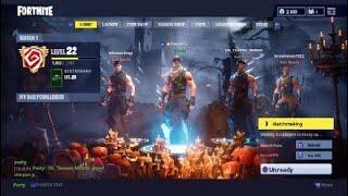 Insane glitch in Fortnite! Unbelievable