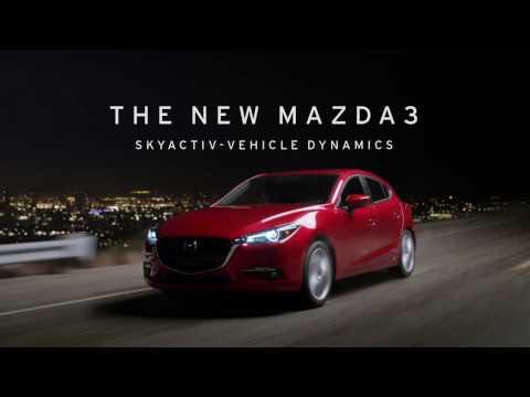 Touch – Driving Matters® | 2017 Mazda3 | SKYACTIV-VEHICLE DYNAMICS |Mazda USA