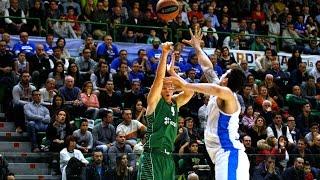 Regular Season, Round 6 MVP: Luke Harangody, Darussafaka Dogus Istanbul