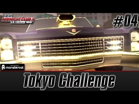 Midnight Club 3 DUB Edition Remix [Let's Play/Walkthrough]: Tokyo Challenge Part 4