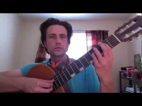 Far Away - Jose Gonzalez - Guitar Lesson
