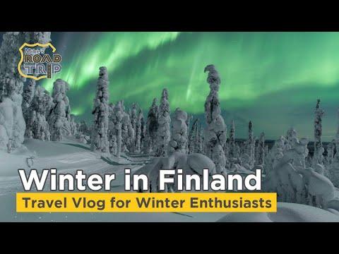 Finland in the Winter   Finland Winter Activities