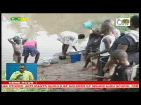 Illegal mining operations continue at Ewosodjo in Western region despite ban