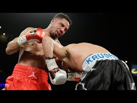 Andre Ward GOES NUTS in Victory!!!