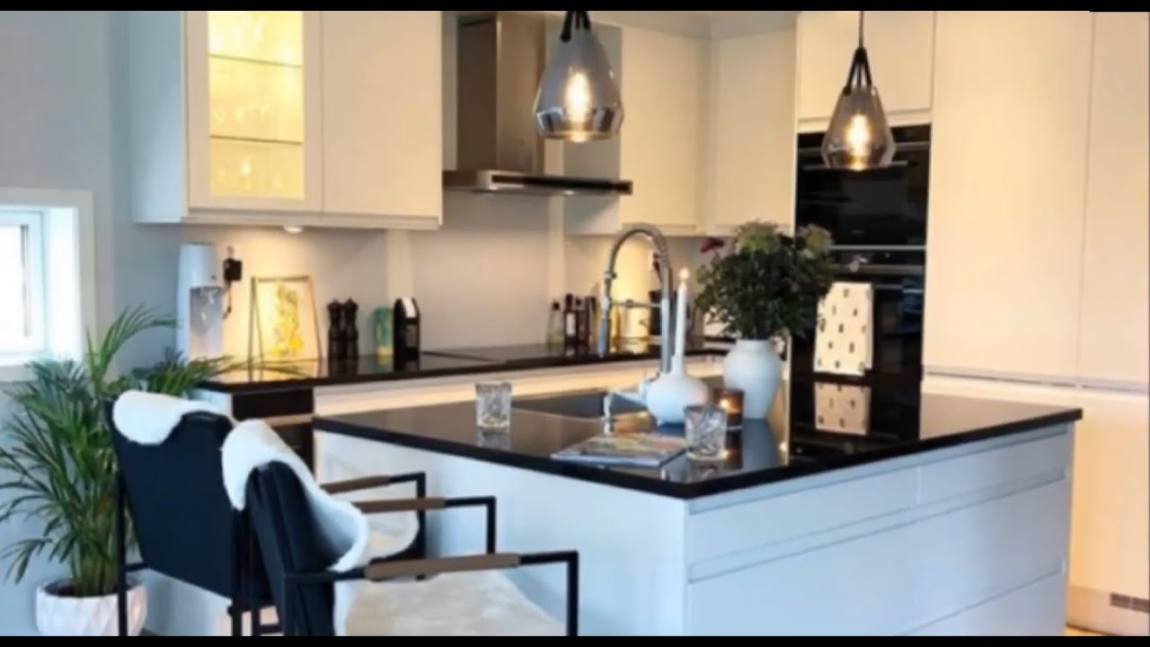 50 most stylish kitchen island designs and colors / 2020 ...