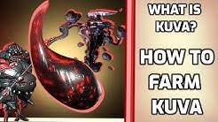 Best Kuva Farm! & How to Farm Kuva - Beginners Warframe Guide