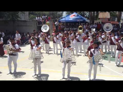 Presentación Latin Band Shaddai Día de la Biblia 2015