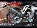 Sonido Escape Mivv Suono Steel Black Para Bmw K1200s / Demoto.es