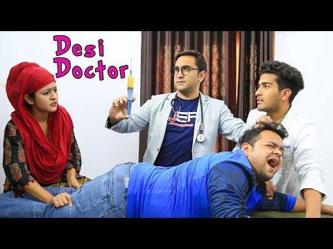 Desi Doctor Desi Mareez - | Lalit Shokeen Films |