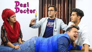 Desi Doctor Desi Mareez | Lalit Shokeen Films |