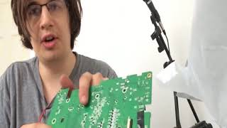 I'm A Cutter...Circuit to Art - Korg Kaoss Pad 3+ (KP3+) Full Tear down