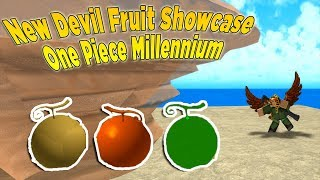 NEW Suna-Guru-Yomi DEVIL FRUIT SHOWCASE | ROBLOX ONE PIECE MILLENNIUM