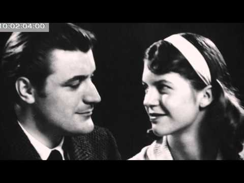 Ted Hughes: Stronger Than Death (Clip)