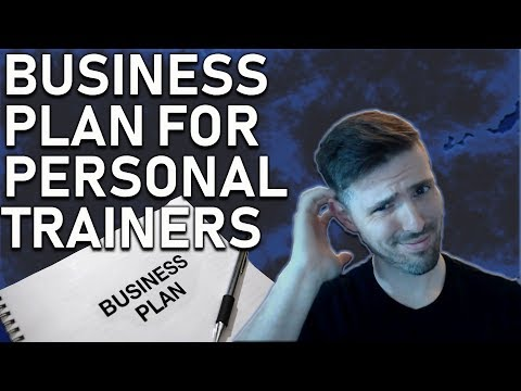 BUSINESS PLAN FOR PERSONAL TRAINERS IN JUST THREE EASY STEPS