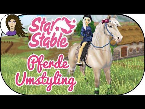 PFERDE Umstyling!  ★ STAR STABLE [SSO DEUTSCH] Let´s Play