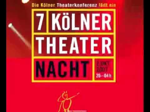 Karaoke @ Theaterhaus Ehrenfeld, 7. Kölner Theater Nacht, Cologne (DE) - 2007