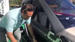 מכונית, חשמלית ומתקפלת!